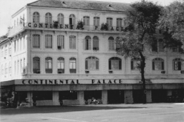 Continental Palace Saigon 1965